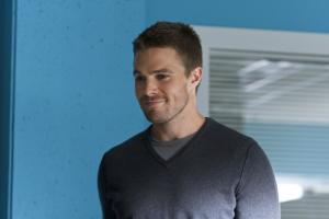Oliver smile