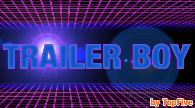 Trailer Boy : Blade Runner 2049