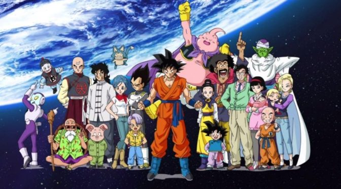 TopCast S2EP3 – Dragon Ball Super (feat BGP)